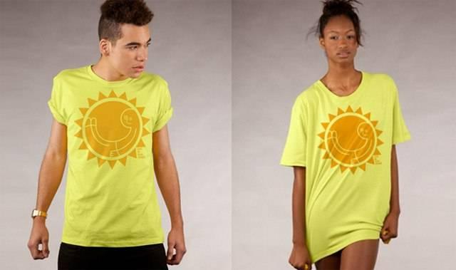 Live In Sunshine T-Shirt by Dale Edwin Murray