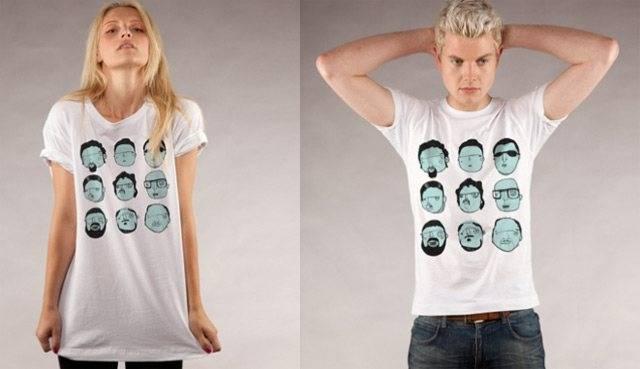 No.243 T-Shirt by David Luepschen
