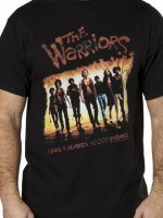 Gang The Warriors T-Shirt