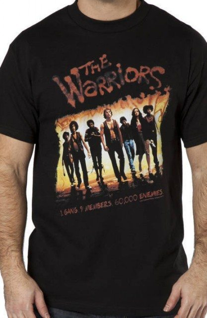 The Warriors Gang Shirt