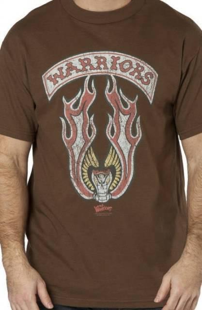Warriors Logo Shirt