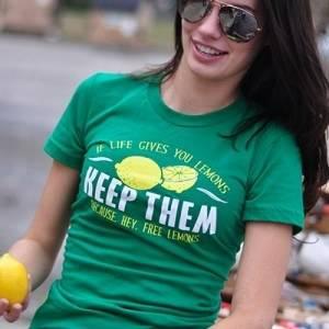 If Life Gives You Lemons T-Shirt