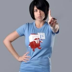 I'm The 1% T-Shirt