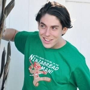 I'm The Ninjabread Man! T-Shirt
