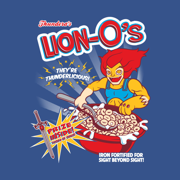Lion-O's Cereal