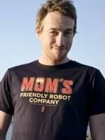 Mom's Friendly Robot Company T-Shirt