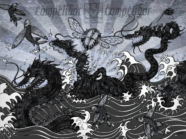 Octodragon Wallpaper