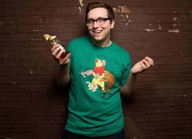 A Very Naughty Bear Winnie the Pooh T-Shirt