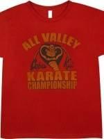 Cobra Kai Championship T-Shirt
