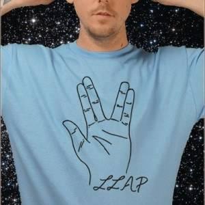 Forked Finger Fanfare T-Shirt