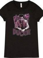 I Heart Duckie T-Shirt