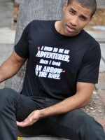 I Used To Be An Adventurer T-Shirt