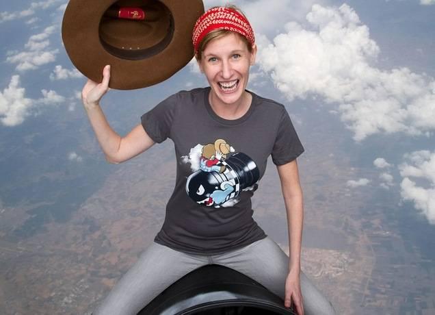 Love the Bomb T-Shirt