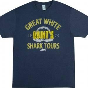 Quints Shark Tours T-Shirt
