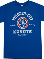 Since 1984 Miyagi Do Karate T-Shirt