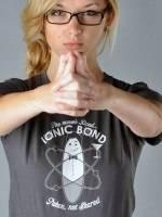 The Name's Bond, Ionic Bond T-Shirt