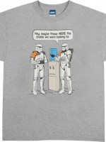 Watercooler Storm Troopers T-Shirt