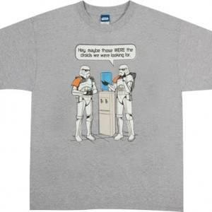 Watercooler Storm Troopers T-Shirt