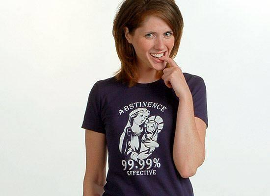 Abstinence, 99.99% Effective T-Shirt