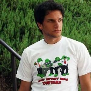 Adult Mutant Ninja Turtles T-Shirt