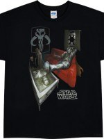 Carbonite Han Solo Coffee Table T-Shirt