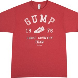 Cross Country Forrest Gump Shirt