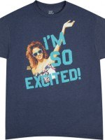 Im So Excited Jessie Spano T-Shirt