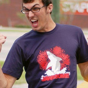 Jawesome! Shark T-Shirt