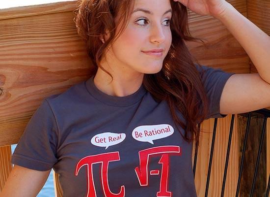Pi Be Rational T-Shirt