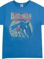 Sheldons Batman and Robin T-Shirt