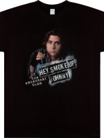 Smoke Up Johnny T-Shirt