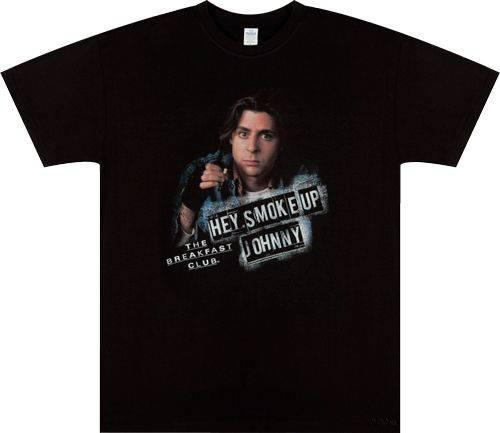Smoke Up Johnny Breakfast Club T-Shirt
