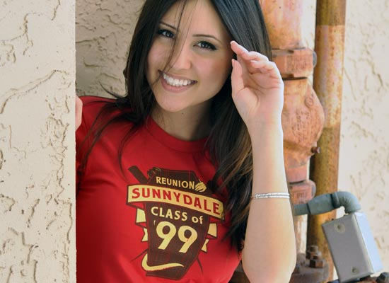 Sunnydale Reunion Buffy the Vampire Slayer T-Shirt