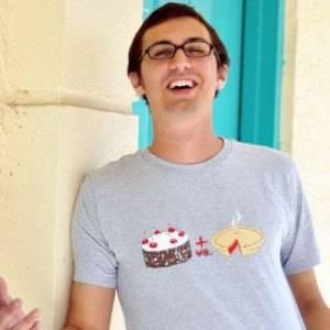 Cake Plus Pie T-Shirt