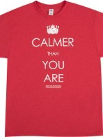 Calmer Big Lebowski T-Shirt