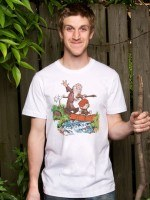 Halfling and Wizard T-Shirt
