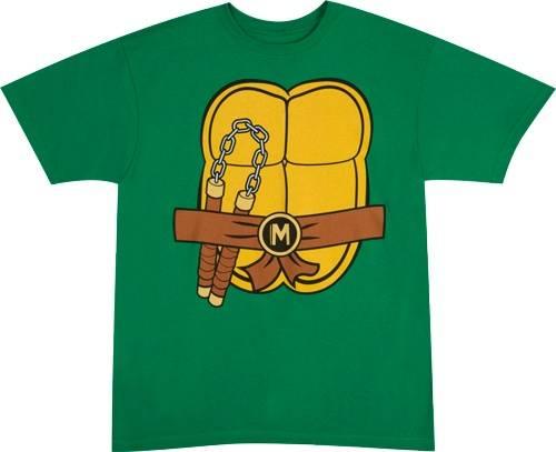 Michelangelo TMNT T-Shirt
