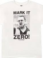 Zero Big Lebowski T-Shirt