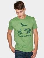 Nature & Shit T-Shirt