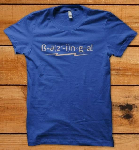 The Formula For Success Bazinga T-Shirt