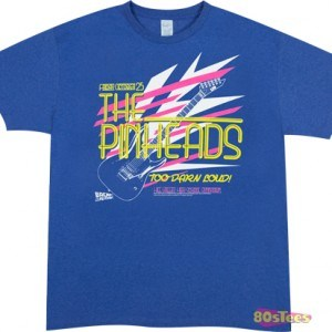 The Pinheads Back To The Future T-Shirt