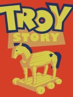 Troy Story T-Shirt