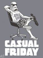 Casual Friday T-Shirt by Blair Sayer