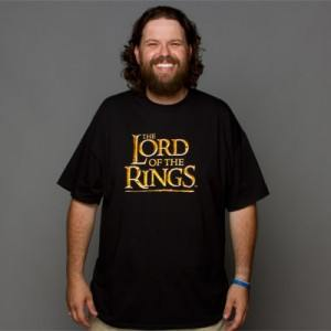 Lord of the Rings Logo T-Shirt