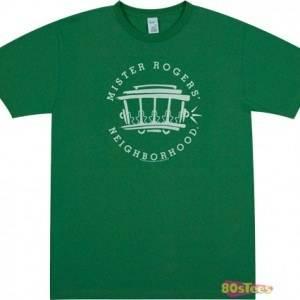 Neighborhood Trolley T-Shirt