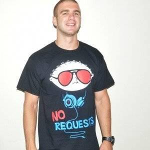 No Requests Stewie T-Shirt