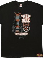Pit Bull Hoverboards T-Shirt