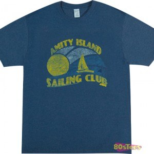 Amity Island Sailing Club T-Shirt