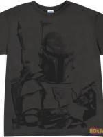 Charcoal Boba Fett T-Shirt