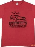 Emmetts Custom Autos T-Shirt